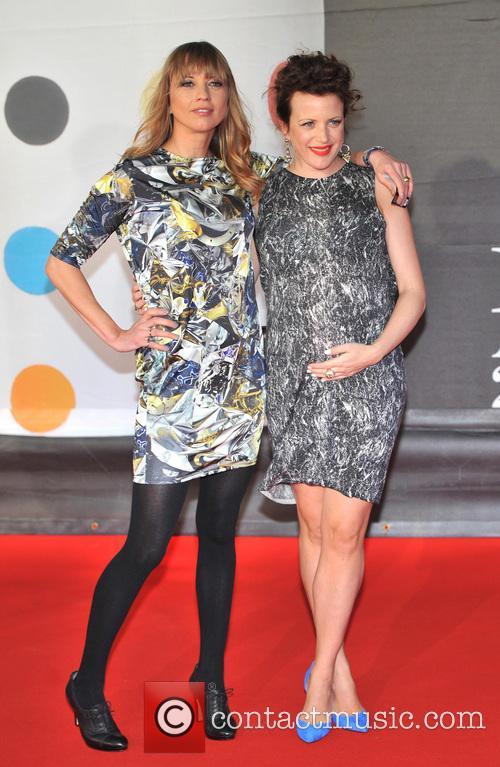 Sarah Cox, Annie Mac, Brit Awards