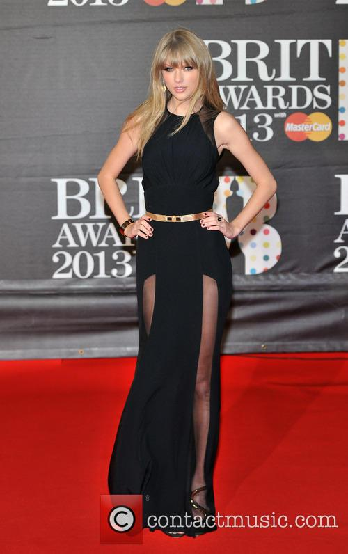 taylor swift the 2013 brit awards 3516299