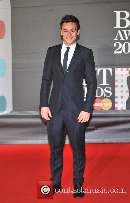 tom daley the 2013 brit awards 3516290