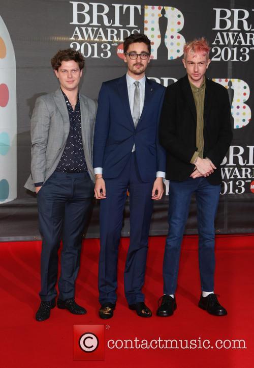 Alt-J, Joe Newman, Gus Unger-Hamilton, Brit Awards