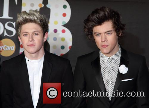 Niall Horan, Harry Styles and One Direction 4