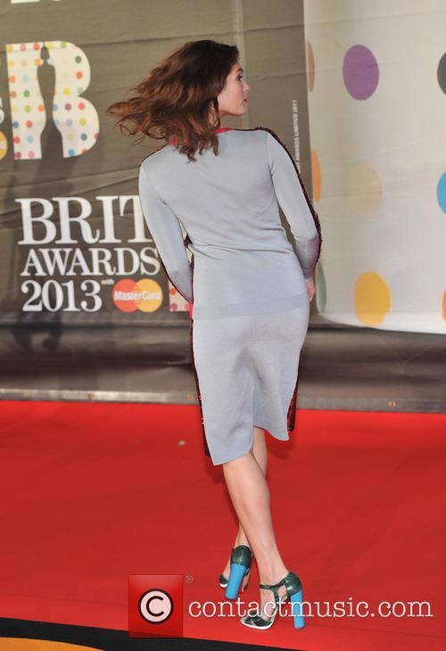 gemma arterton the 2013 brit awards brits 3515172