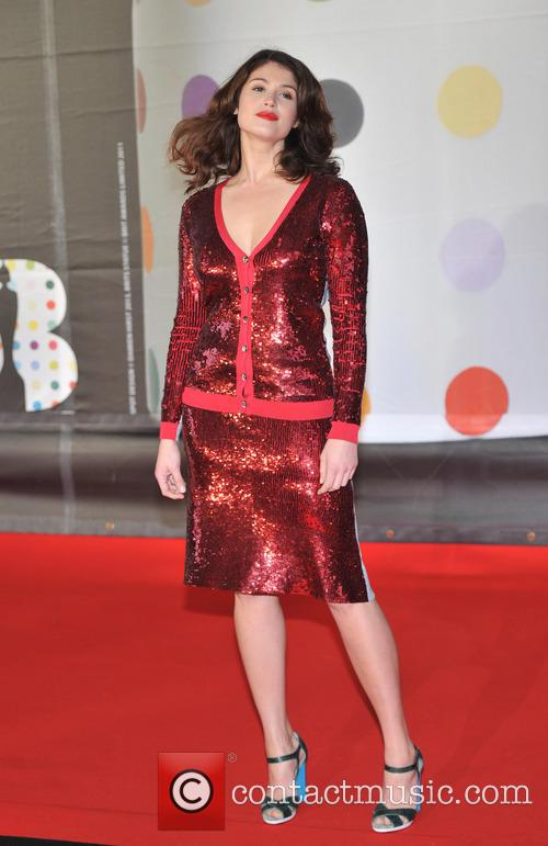 gemma arterton the 2013 brit awards brits 3515176