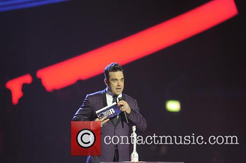 Robbie Williams, O2 Arena, Brit Awards