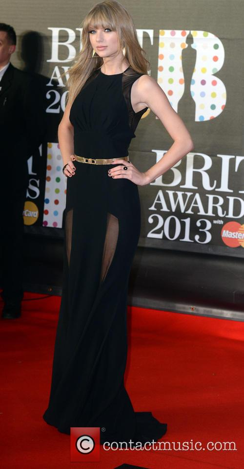 taylor swift the 2013 brit awards 3516082