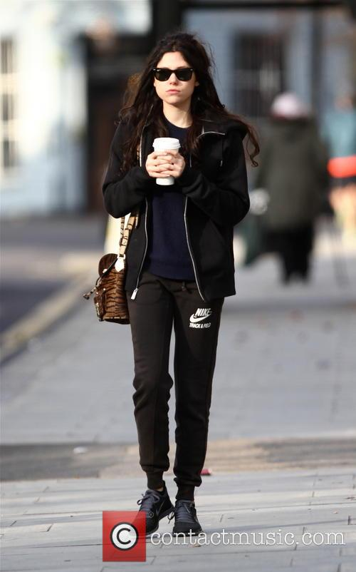 Eliza Doolittle seen out and about