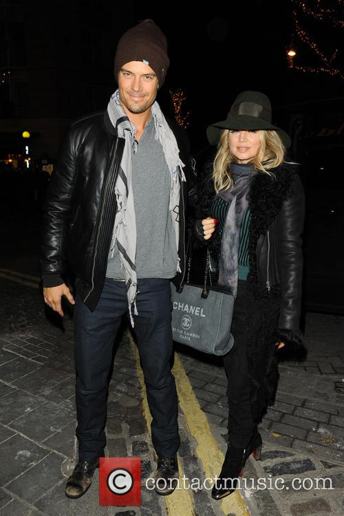 Josh Duhamel and Fergie 3