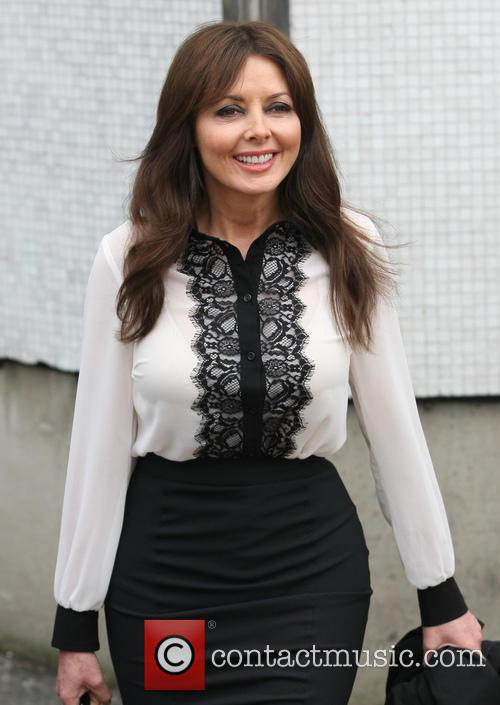 Related Pictures carol vorderman in stockings model houses zimbio