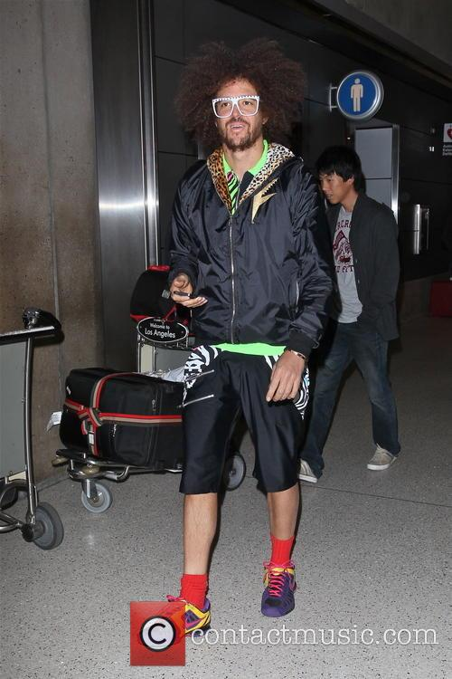 redfoo redfoo arrives at lax airport 3515925