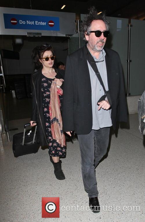 Tim Burton and Helena Bonham Carter 11