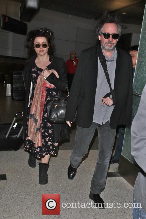 Tim Burton and Helena Bonham Carter 15