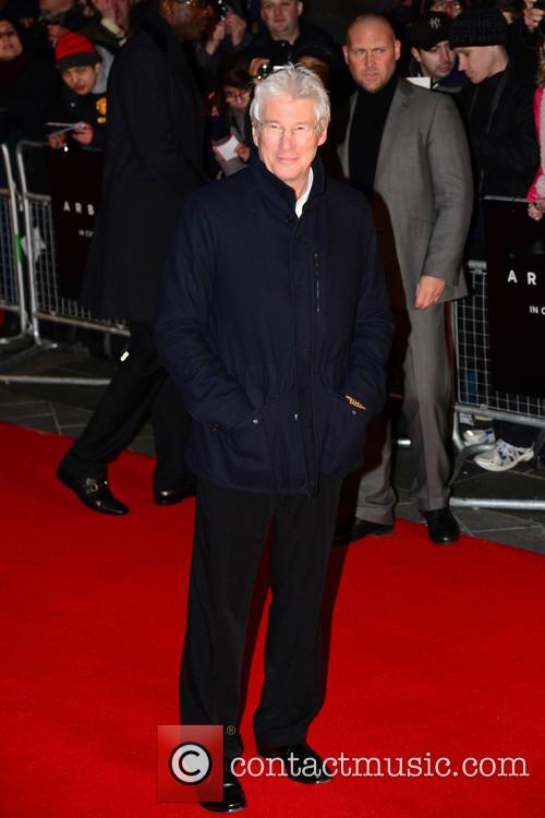 Richard Gere, Odeon West End