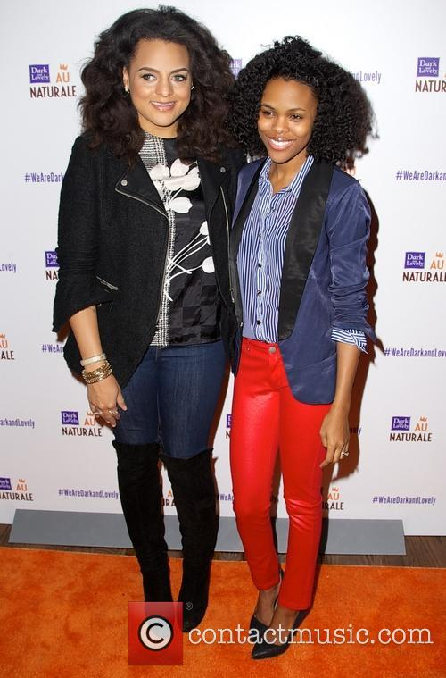 Marsha Ambrosius and Curly Nikki 3