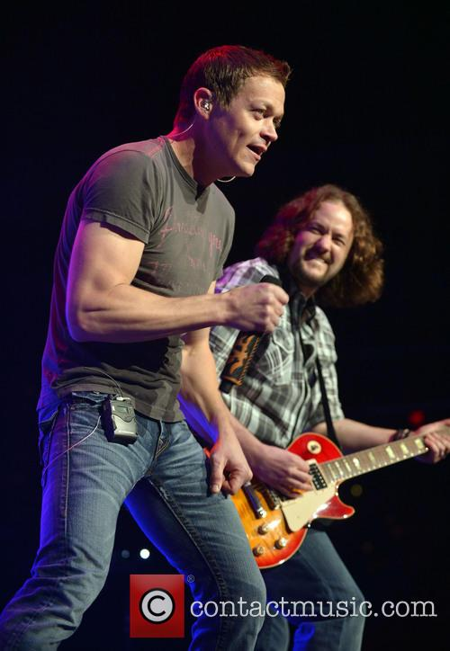 Brad Arnold and Chet Roberts 11