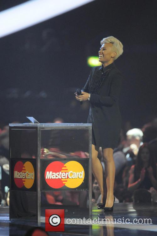 Emeli Sande, O2 Arena, Brit Awards