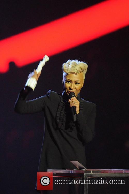 Emeli Sande, O2 Arena, Brit Awards