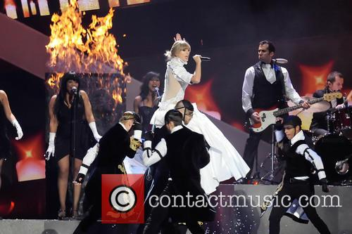 Taylor Swift, O2 Arena, Brit Awards