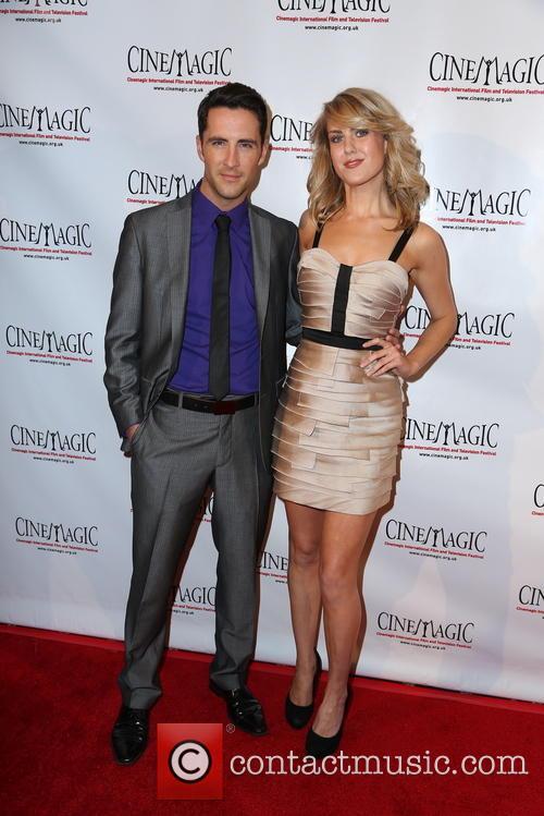 Claire Bermingham and Gavin O'fearraigh 2