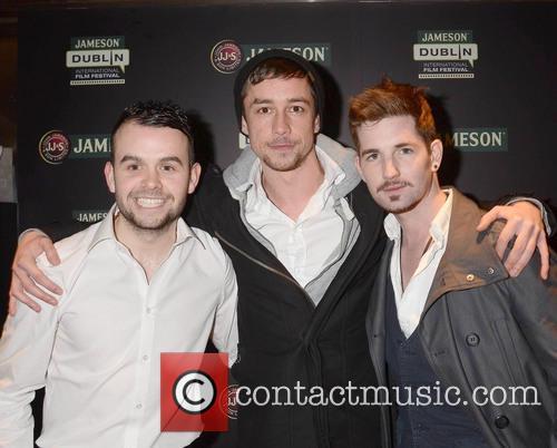 Danny Connaghin, Killian Scott and Dermot Murphy 4