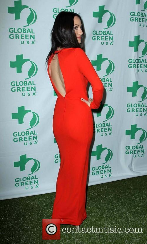 catt sadler global green usas pre oscar party 3516740
