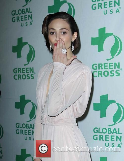 emmy rossum global green usas pre oscar party 3516747