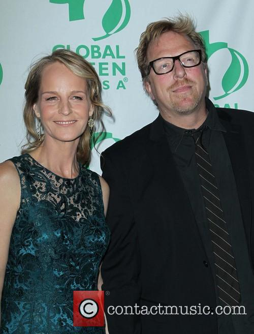 Helen Hunt and Matthew Carnahan 3
