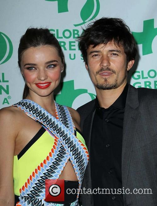 Miranda Kerr and Orlando Bloom 2
