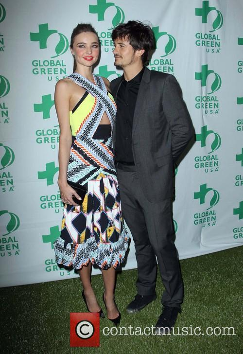 Miranda Kerr and Orlando Bloom 9