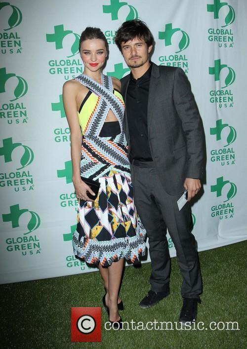 Miranda Kerr and Orlando Bloom 5