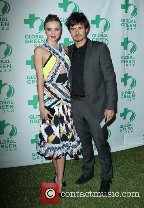 Miranda Kerr and Orlando Bloom 9