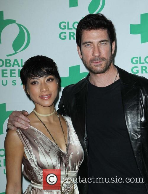 Shasi Wells and Dylan Mcdermott 2