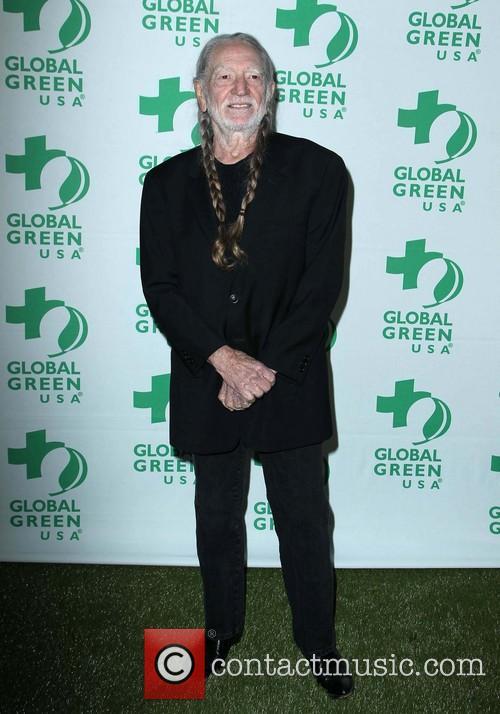 willie nelson global green usas pre oscar party 3516786