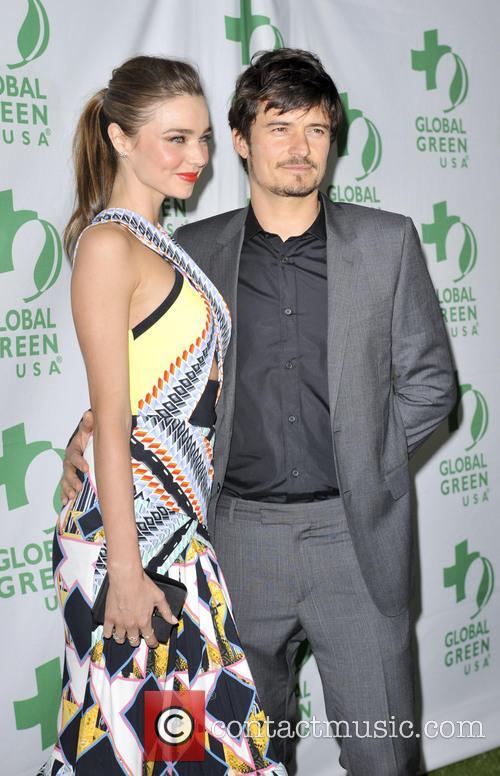Miranda Kerr and Orlando Bloom 11