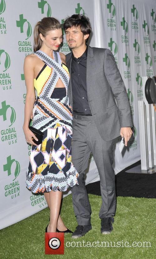 Miranda Kerr and Orlando Bloom 12