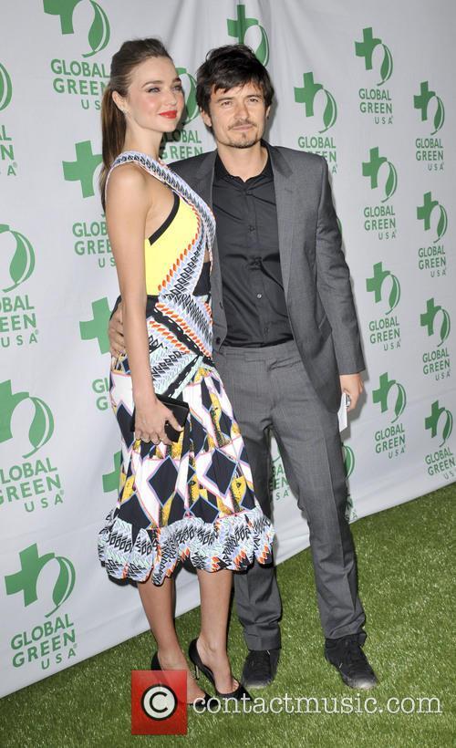 Miranda Kerr and Orlando Bloom 15