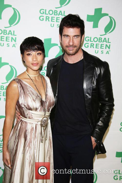 Dylan Mcdermott and Shasi Wells 1