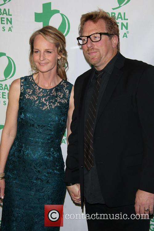 Helen Hunt and Matthew Carnahan 9
