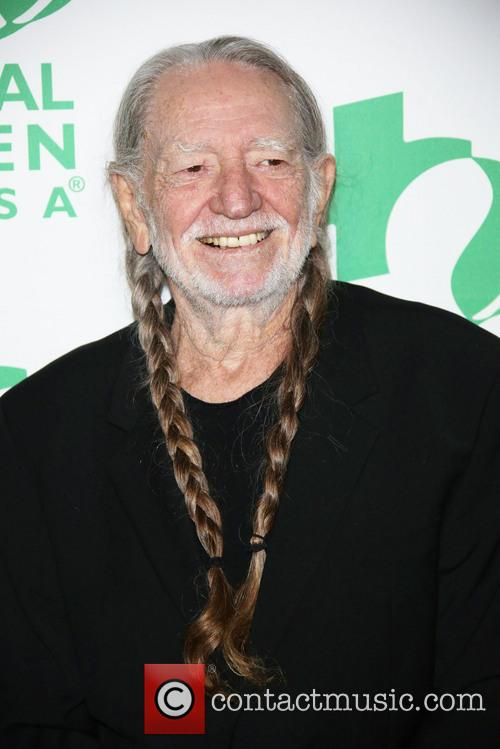 willie nelson global green usas pre oscar party 3517687