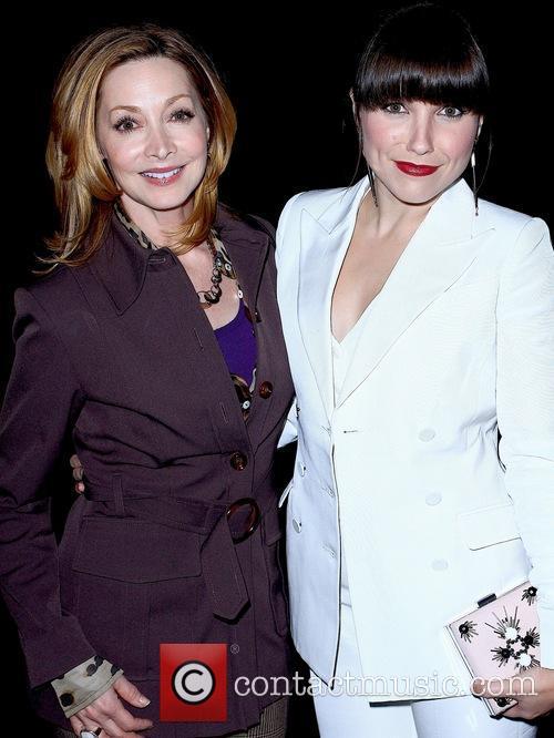 Sharon Lawrence and Sophia Bush 1