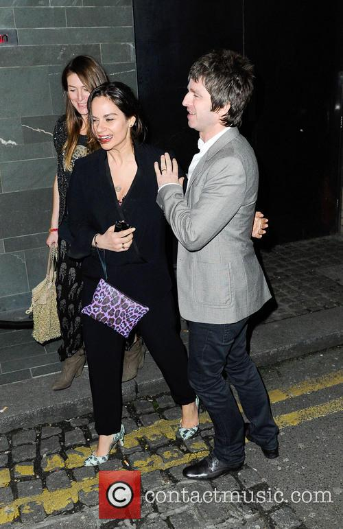 noel gallagher brit awards after party at 3516974