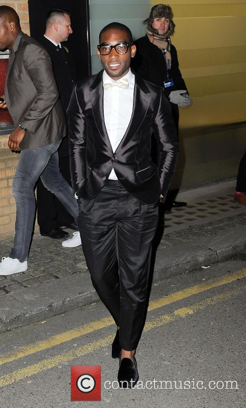 tinie tempah brit awards after party at 3516970