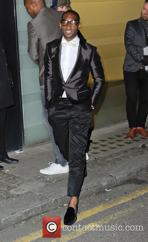 tinie tempah brit awards after party at 3516979