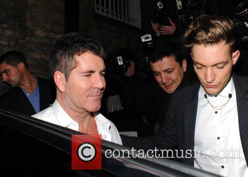 simon cowell brit awards after party at 3516876