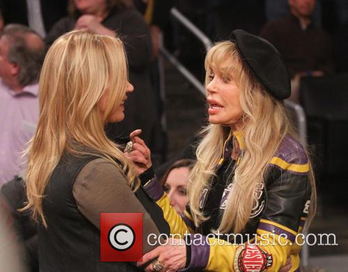 Dyan Cannon and Jeannie Buss 1
