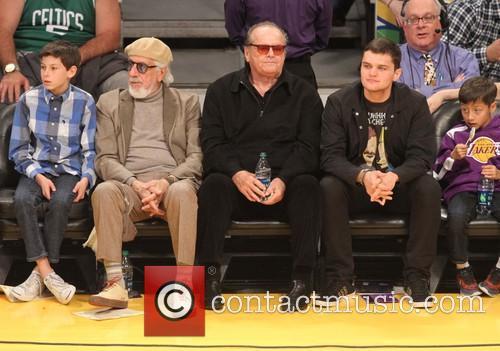 Jack Nicholson, Raymond Nicholson and Lou Adler 1