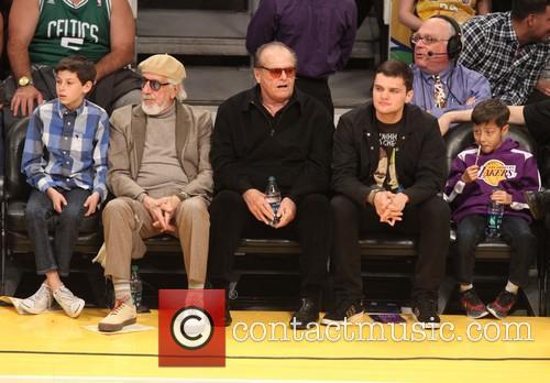 Jack Nicholson, Raymond Nicholson and Lou Adler 2