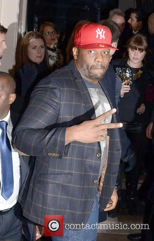 Sony and Dereck Chisora 5