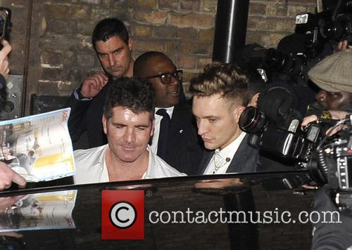 simon cowell the sony music brit awards 3516998
