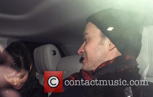 Justin Timberlake and Jessica Biel 6