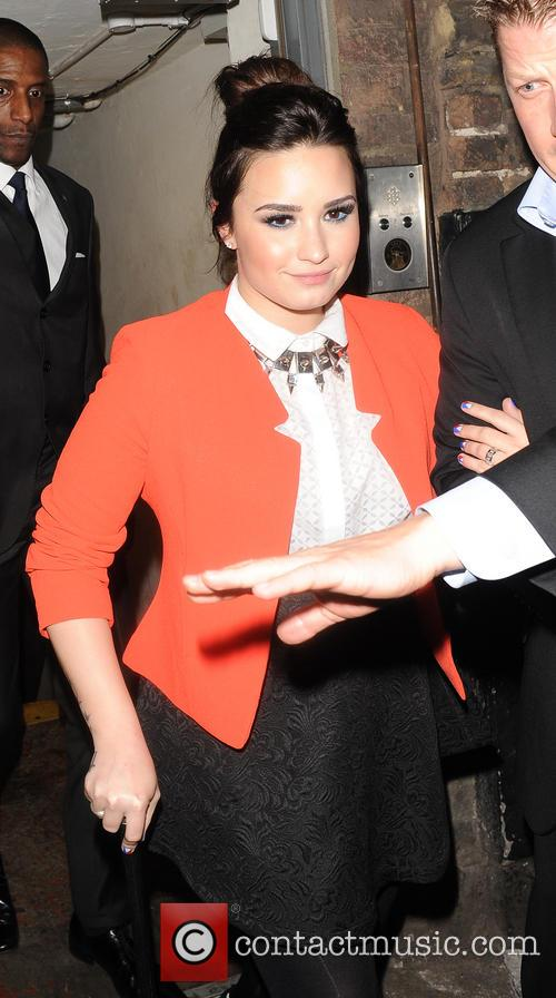 demi lovato sony music aftershow party 3517590